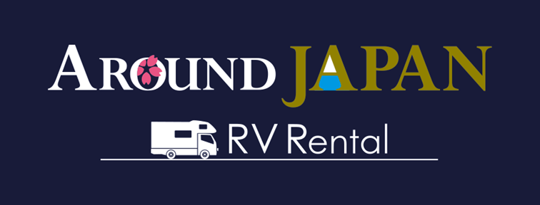 AROUND JAPAN RV Rentalロゴ